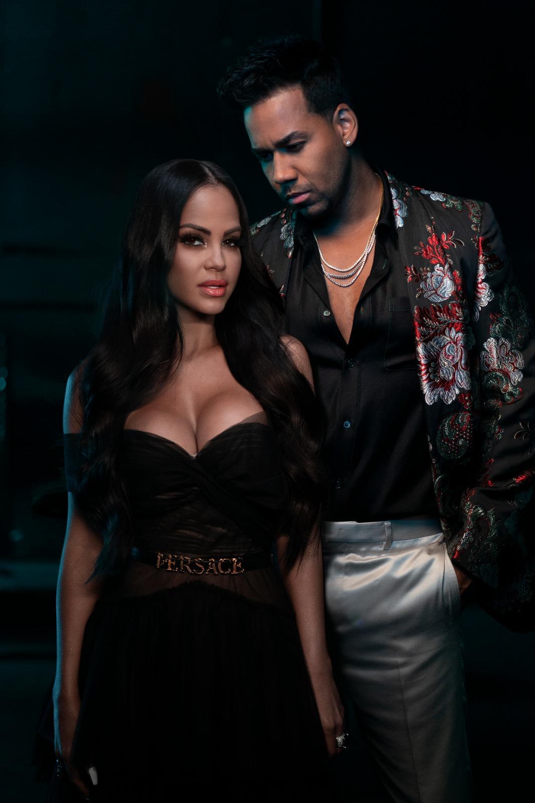 """Natti Natasha y Romeo Santos se unen en el remix de """"La mejor versión de mí"""""""