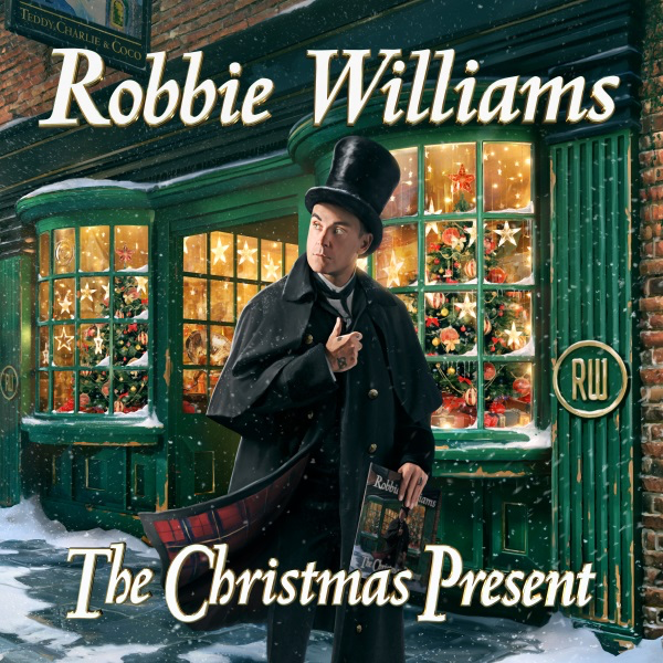 Robbie Williams publica su primer álbum de Navidad el 22 de noviembre
