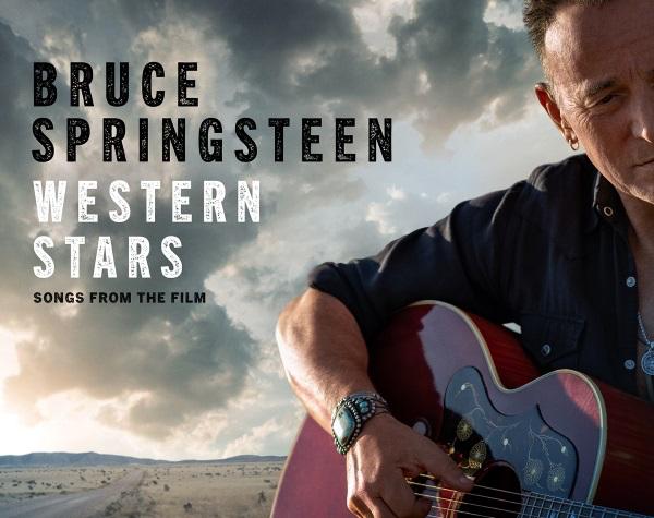 """Bruce Springsteen publica nueva BSO este viernes 25 de octubre """"Western stars: Songs from the film"""""""