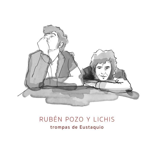 """Rubén Pozo y Lichis publican """"Trompas de Eustaquio"""", adelanto de su próximo álbum """"Mesa para dos"""" que saldrá a la venta el 11 de octubre"""