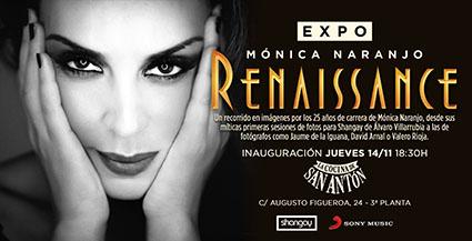Mónica Naranjo Exposición