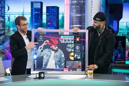 """Nicky Jam publica su nuevo álbum de estudio, """"Íntimo"""", tras un sold-out épico en Madrid"""