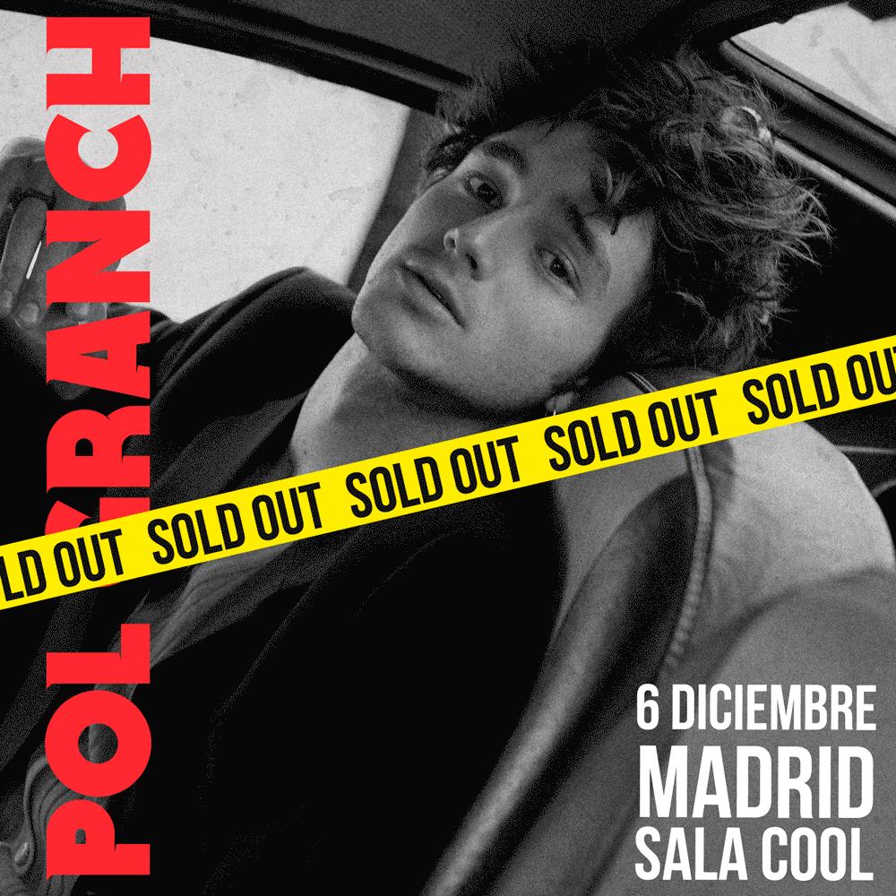 Pol Granch agota las entradas para su concierto en Madrid