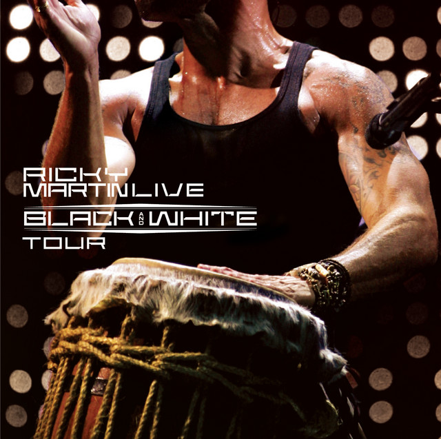 Ricky Martin… Live Black & White Tour