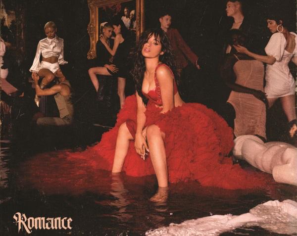 """Camila Cabello publica su nuevo álbum """"Romance"""" el viernes 6 de diciembre"""