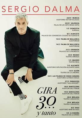 Sergio Dalma es el artista que más discos vende esta semana en España