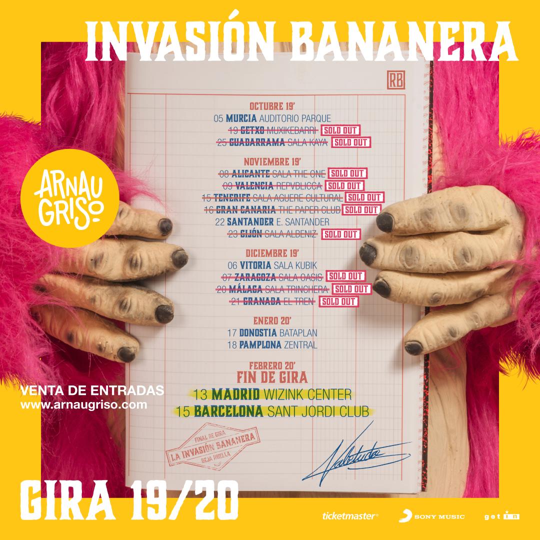 """Arnau Griso lanza su nuevo single """"Nada que añadir"""""""