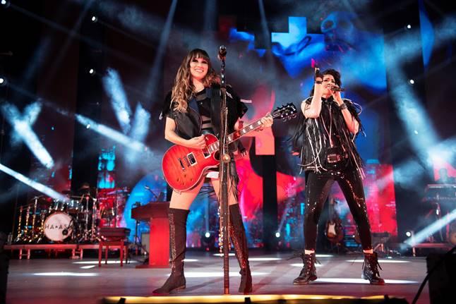 """El dúo mexicano Ha*Ash anuncia el lanzamiento de su álbum """"Ha*Ash en vivo"""" el 6 de diciembre en formato digital"""