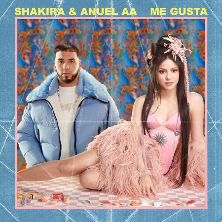 "Shakira estrena su nuevo single ""Me gusta"" junto a Anuel AA"