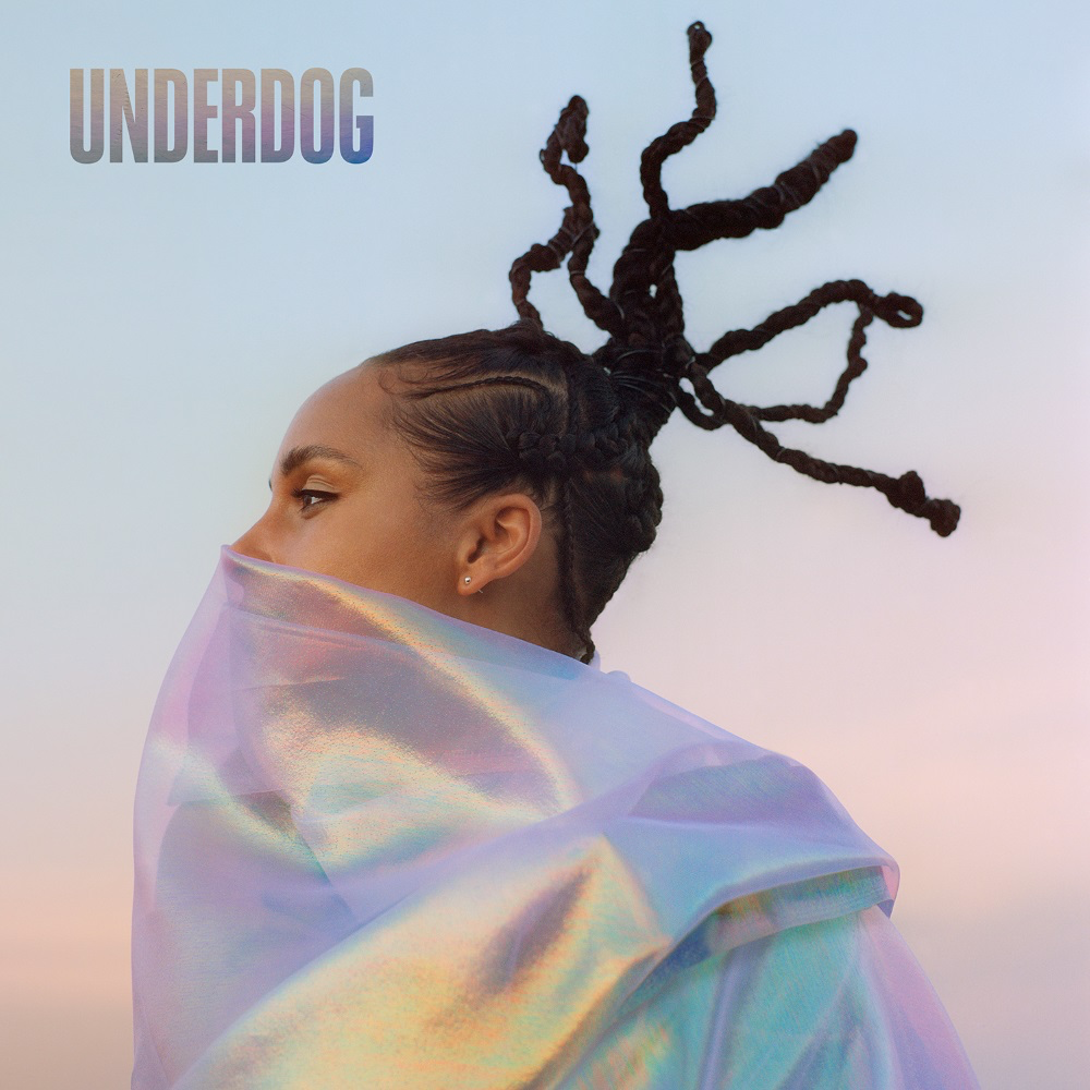 ALICIA KEYS publica su nuevo single 'Underdog' y anuncia su próximo álbum