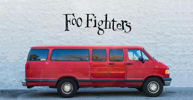 FooFighters 25 aniversario