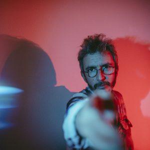 Imagen del cantautor español Xoel López