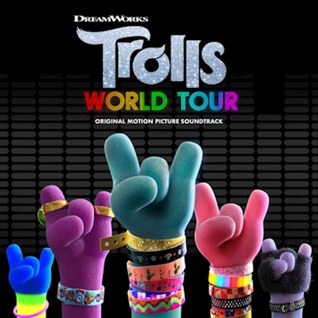 Trolls World Tour (B.S.O)