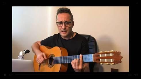 """Jorge Drexler publica """"Codo con codo"""", y ofrece un concierto virtual ante la suspensión de su concierto en Costa Rica"""