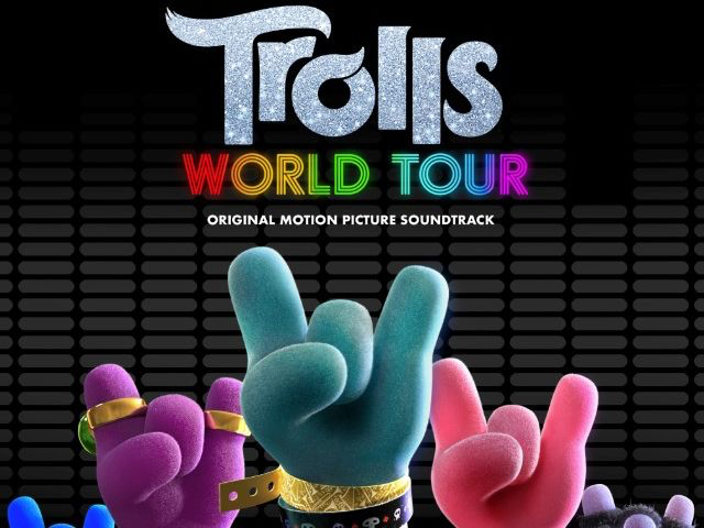 "Ya disponible Trolls World Tour (Original Motion Picture Soundtrack), la BSO de la película ""Trolls 2 Gira Mundial"""