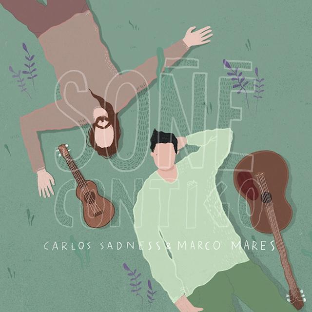 Carlos Sadness Soné contigo