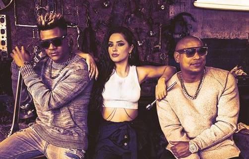 """El dúo cubano Gente de Zona lanza el single y videoclip """"Muchacha"""" junto a Becky G"""