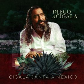 CIGALA CANTA A MEXICO Cover Art 2