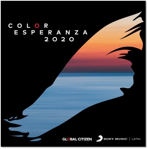 """Varios artistas iberoamericanos se unen para cantar """"Color Esperanza 2020"""""""