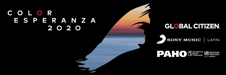 """Las estrellas de la música latina se unen para cantar """"Color Esperanza 2020"""" a beneficio de la Organización Panamericana de la Salud"""