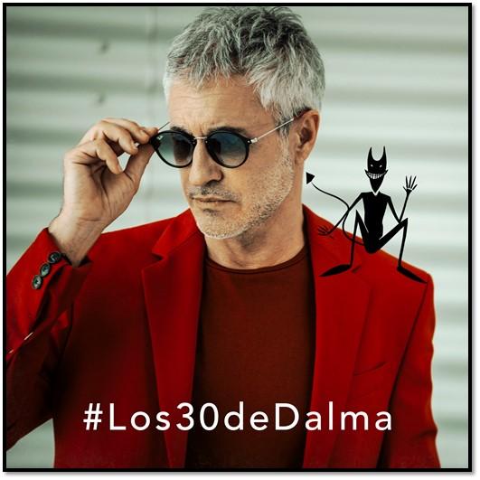 """""""El diablo dentro"""" es el nuevo single de Sergio Dalma"""