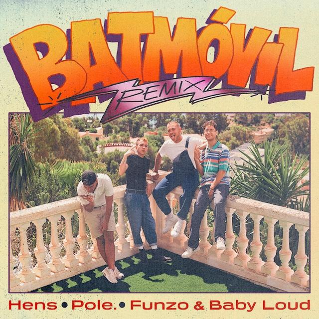 Batmóvil Remix