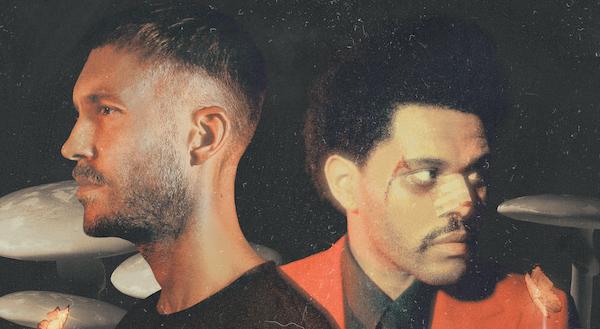 """Calvin Harris y The Weeknd publican nuevo single: """"Over Now"""""""