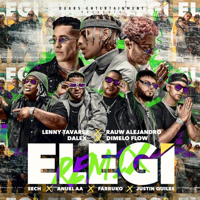 Elegí (Remix)