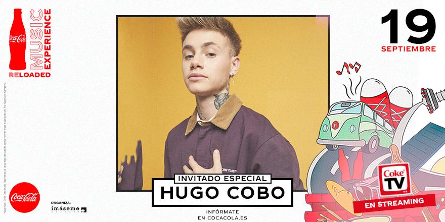 """Hugo Cobo lanza su esperado nuevo single y videoclip """"Intenta Olvidarme"""""""