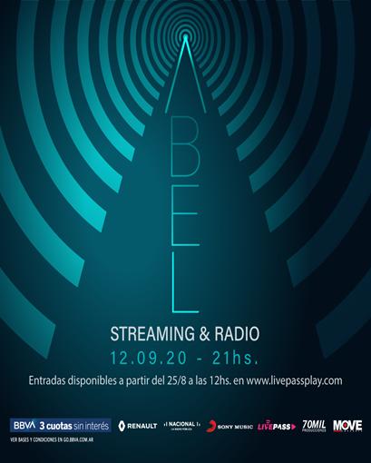 """Abel Pintos presenta """"Piedra libre"""": nuevo adelanto de su próximo proyecto"""