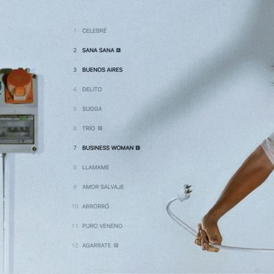 """""""Calambre"""", el nuevo disco de Nathy Peluso, ya disponible en preventa"""