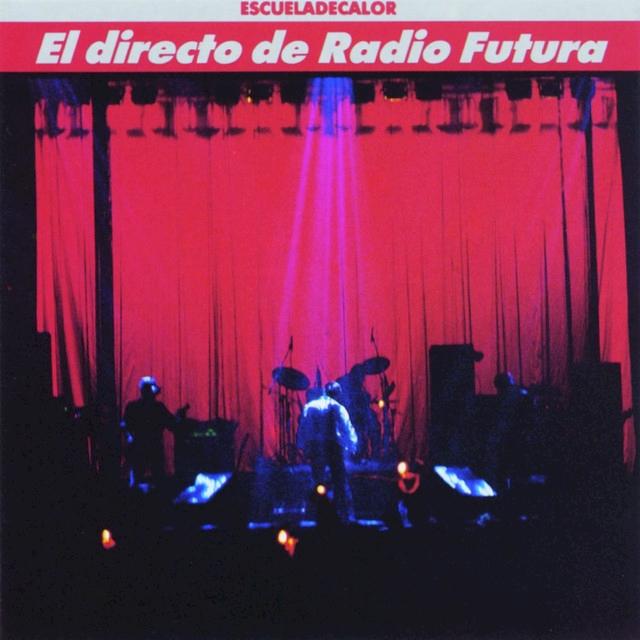 El Directo de Radio Futura (vinilo)