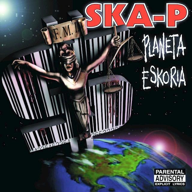 Planeta Eskoria (vinilo)