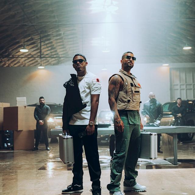"""Maluma y Myke Towers lanzan el videoclip de su éxito """"Madrid"""""""