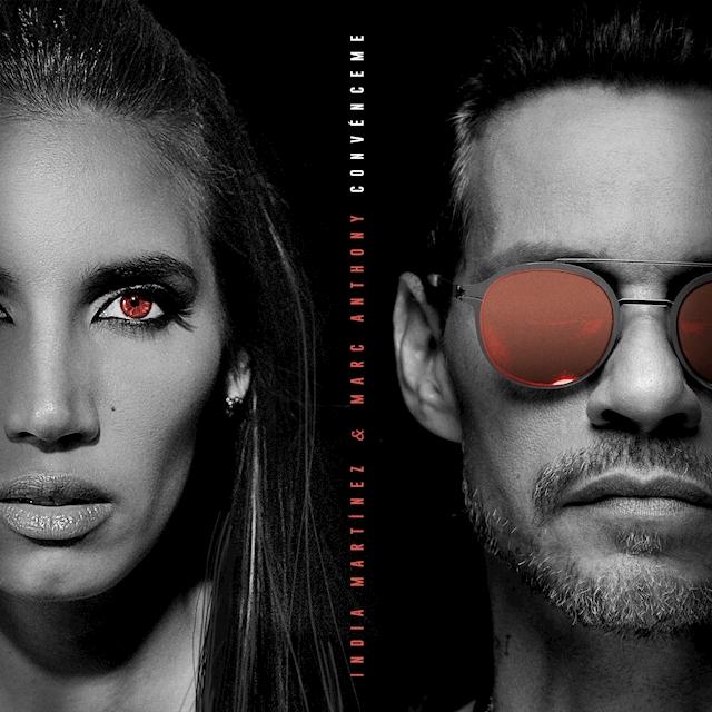 """India Martínez seduce a Marc Anthony en """"Convénceme"""""""