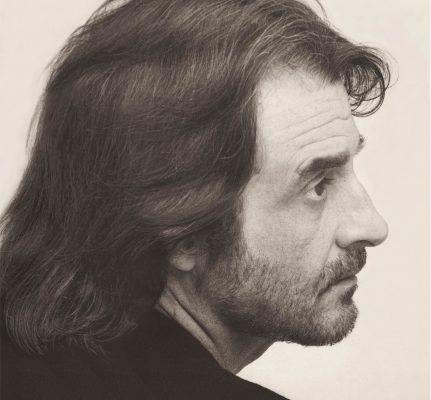 Imagen del cantautor español Luis Eduardo Aute