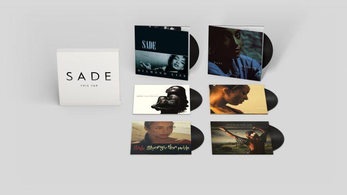 """Sade publica """"This Far"""", una caja recopilatoria con sus seis álbumes de estudio remasterizados en vinilo"""