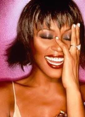 Imagen de la cantante Whitney Houston