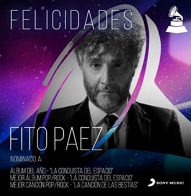 """Fito Páez estrena su nuevo vídeo: """"Maelström"""""""