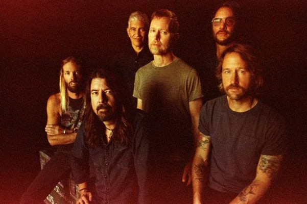 Imagen de la banda estadounidense de rock Foo Fighters (Credit: Danny Clinch)
