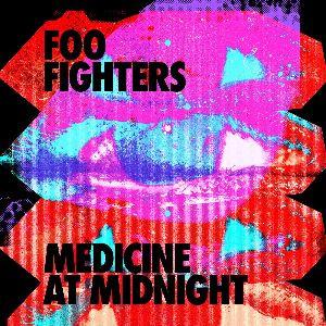 """Imagen de la portada de """"Shame, Shame"""" incluido en el álbum de Foo Fighters """"Medicine at midnight"""""""