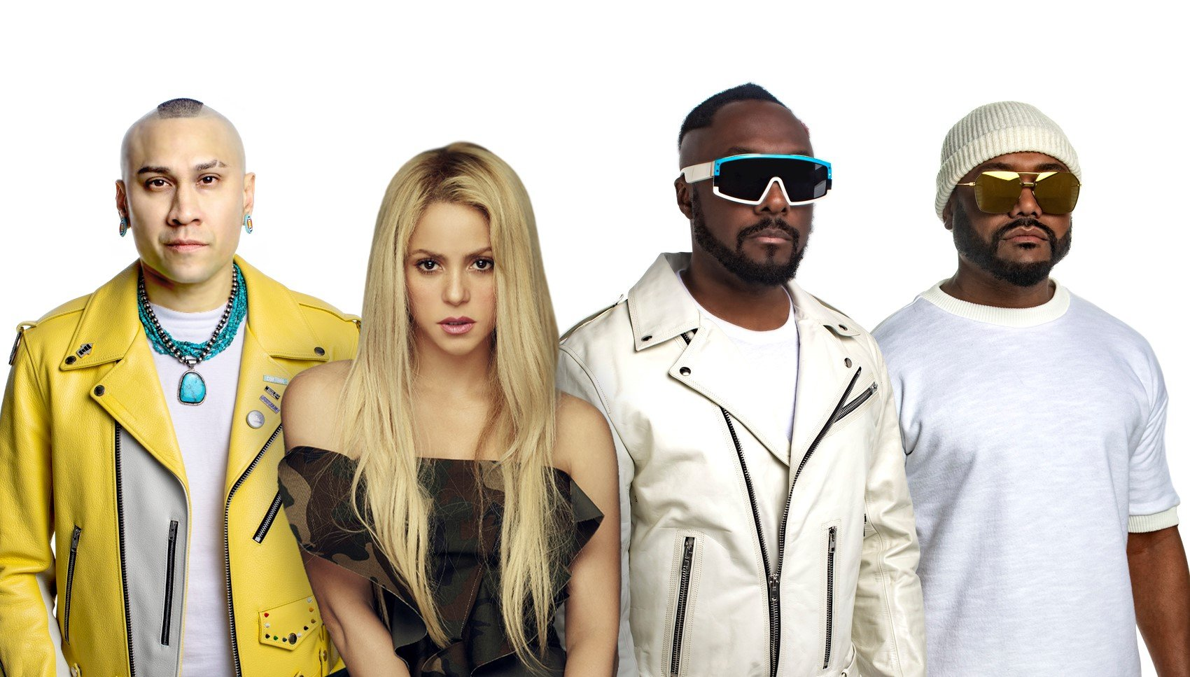 "Black Eyed Peas y Shakira publican el vídeo de ""Girl Like Me"""