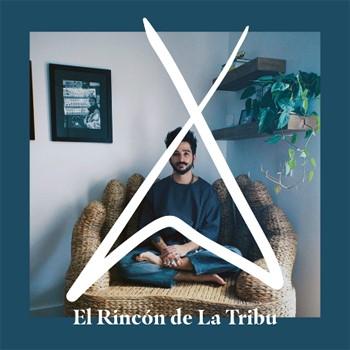 Portada del programa de Spotify El Rincón de la Tribu, presentado por el músico colombiano Camilo, que también aparece en la imagen