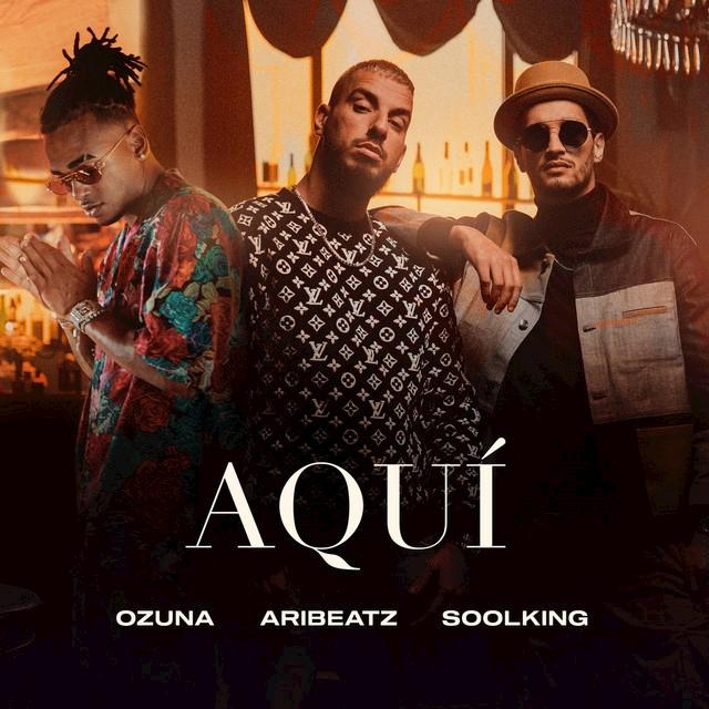 """Ozuna se une a Airbeatz & Soolking en la nueva canción """"Aquí"""""""