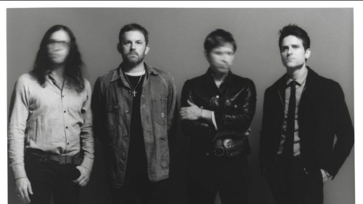Imagen del grupo de Rock norteamericano Kings of Leon. Créditos de la foto: Matthew Followill)