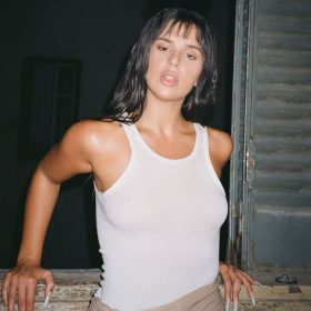 Imagen de la artista argentina de rap Nathy Peluso