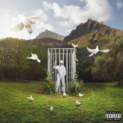 Portada de álbum La Isla LP del artista español de rap/hip Hop Rels B