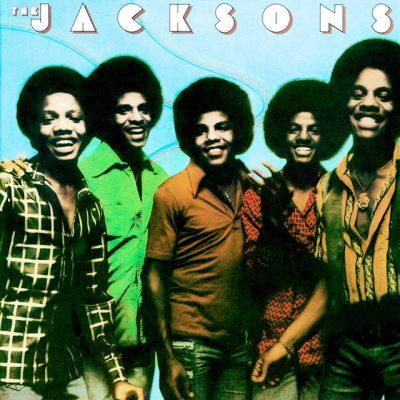 Portada del álbum The Jacksons