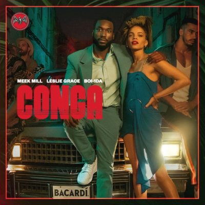Portada de CONGA