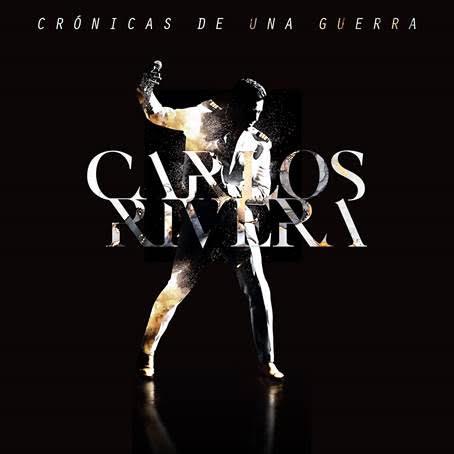 """Carlos Rivera cierra una etapa con el lanzamiento de """"Crónicas de una guerra"""" y anuncia nuevas fechas de conciertos"""
